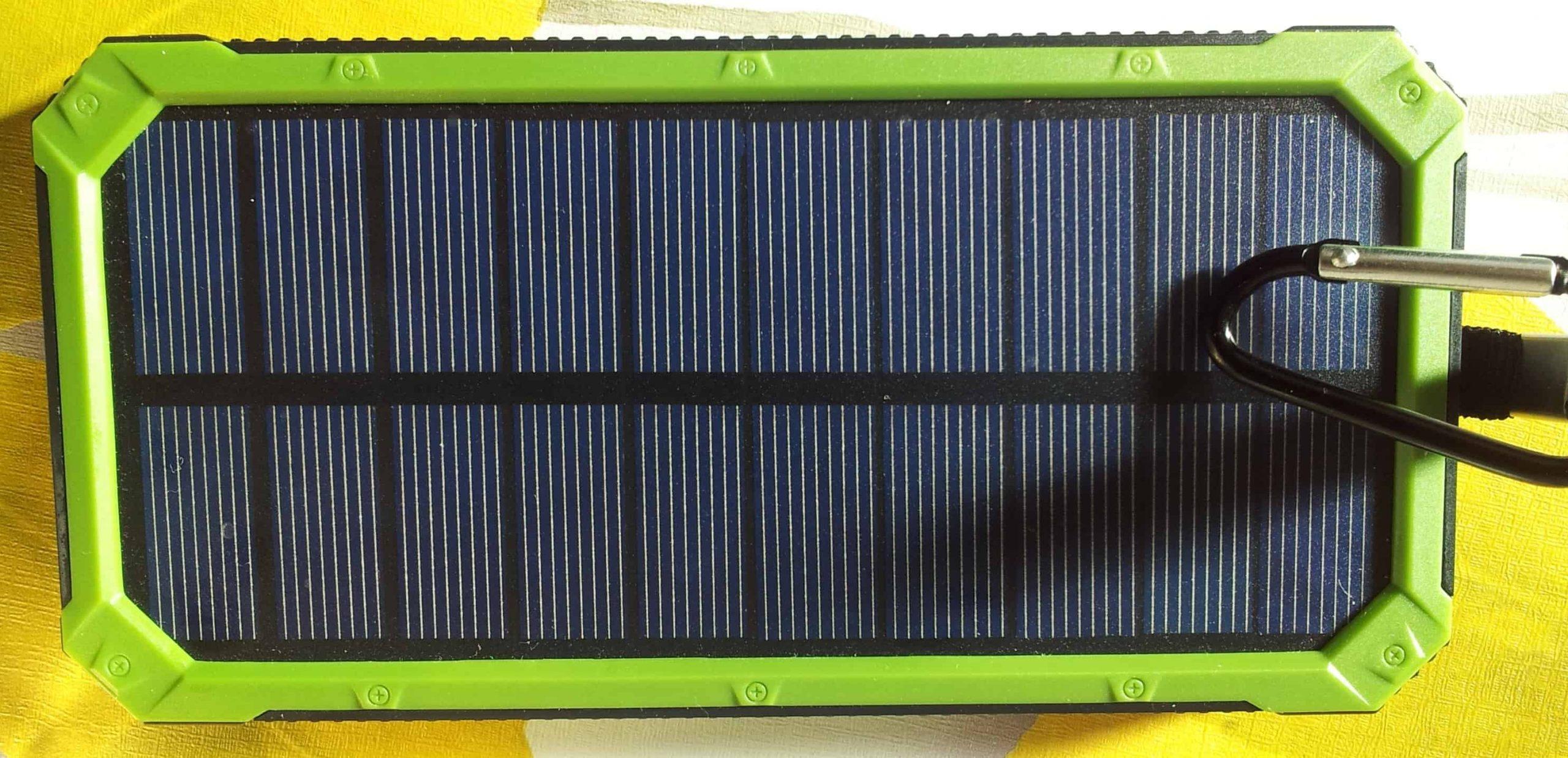 Cargador solar móvil: ¿Cuál es el mejor del 2020?
