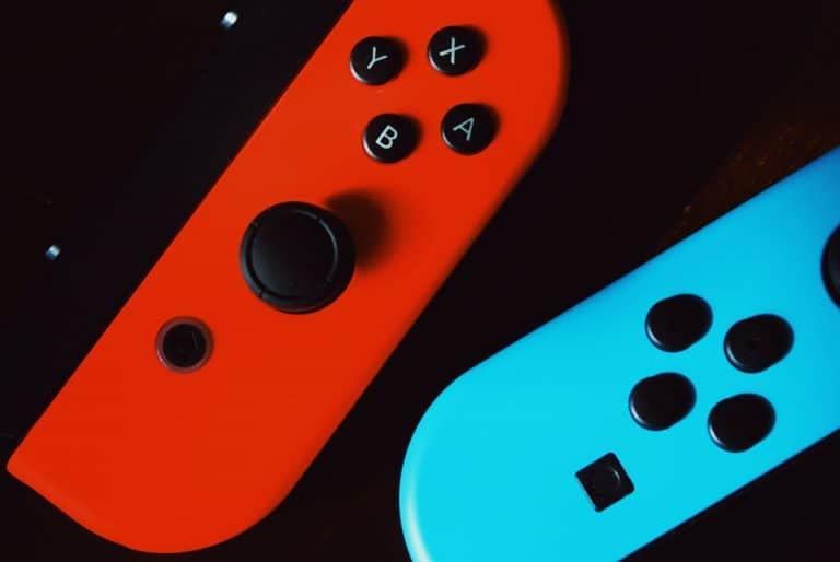 Mandos Joy de Nintendo Switch