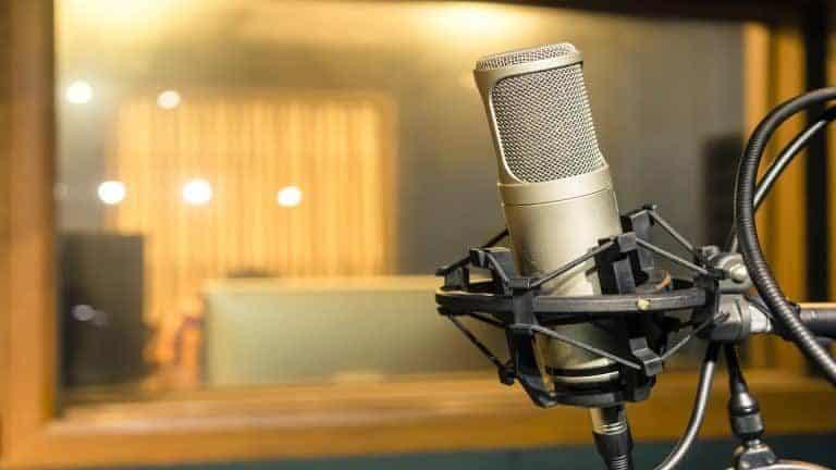 Micrófonos de condensador destacada