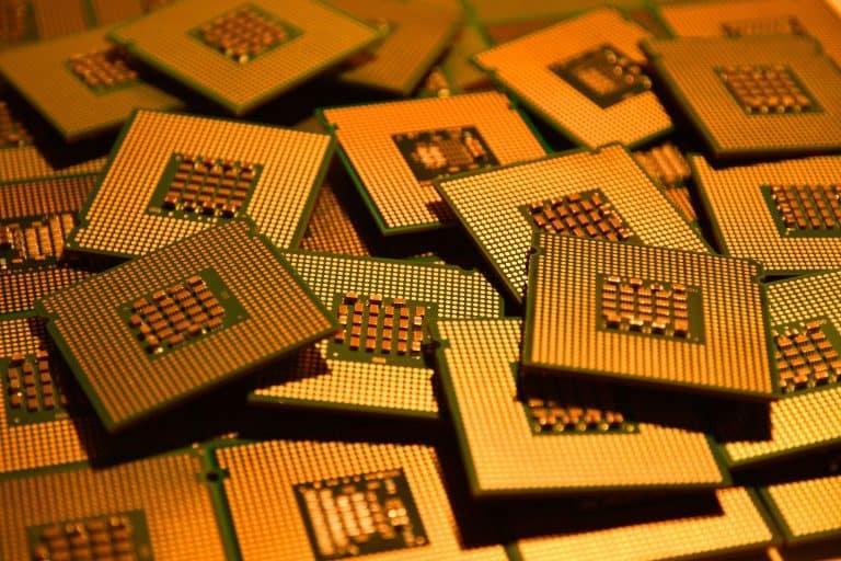 Procesadores de PC apilados