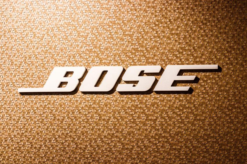 Logo tipo de la marca Bose