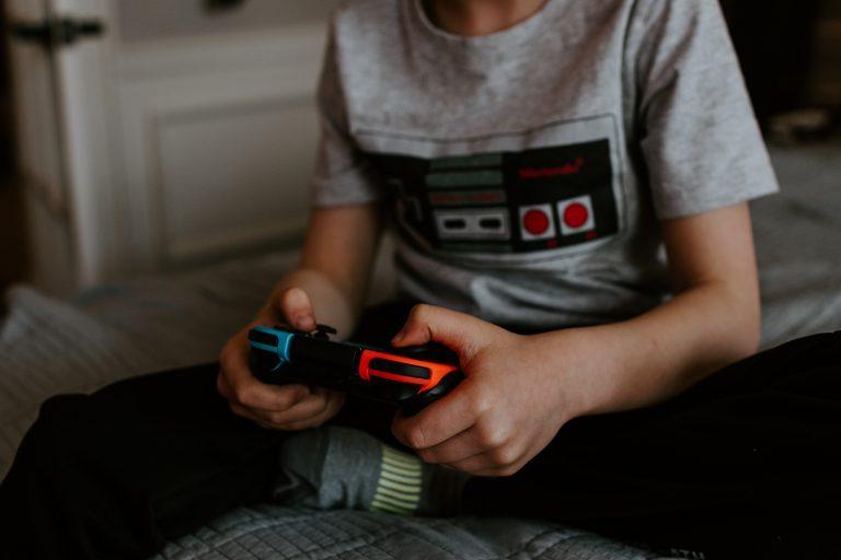 Persona jugando