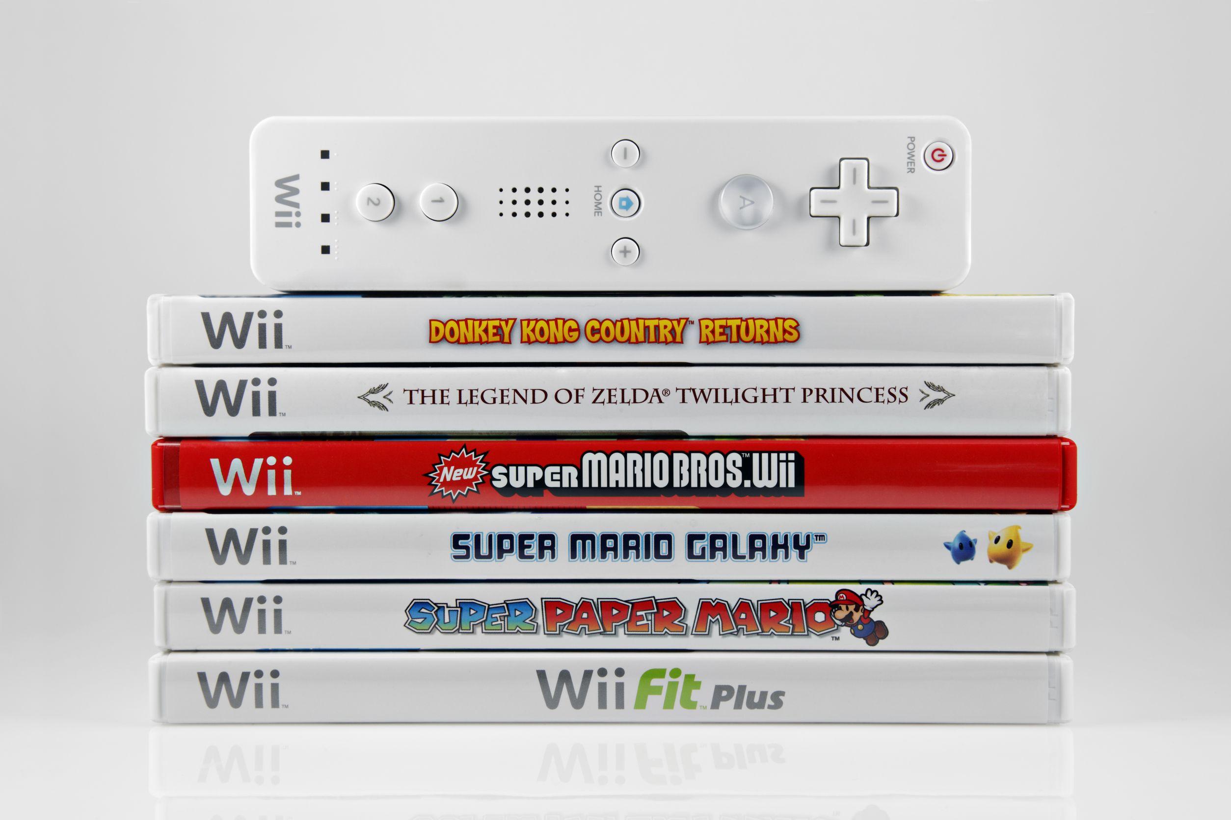 Juegos Wii: ¿Cuáles son los mejores del 2021?