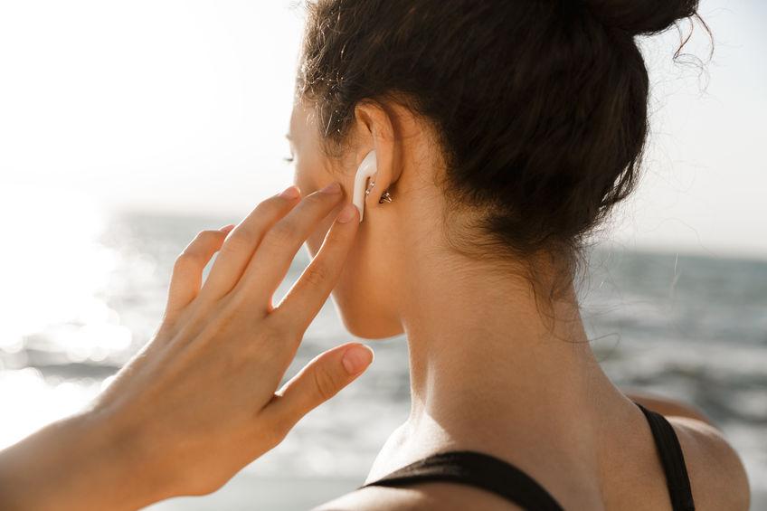 Auriculares-in-ear