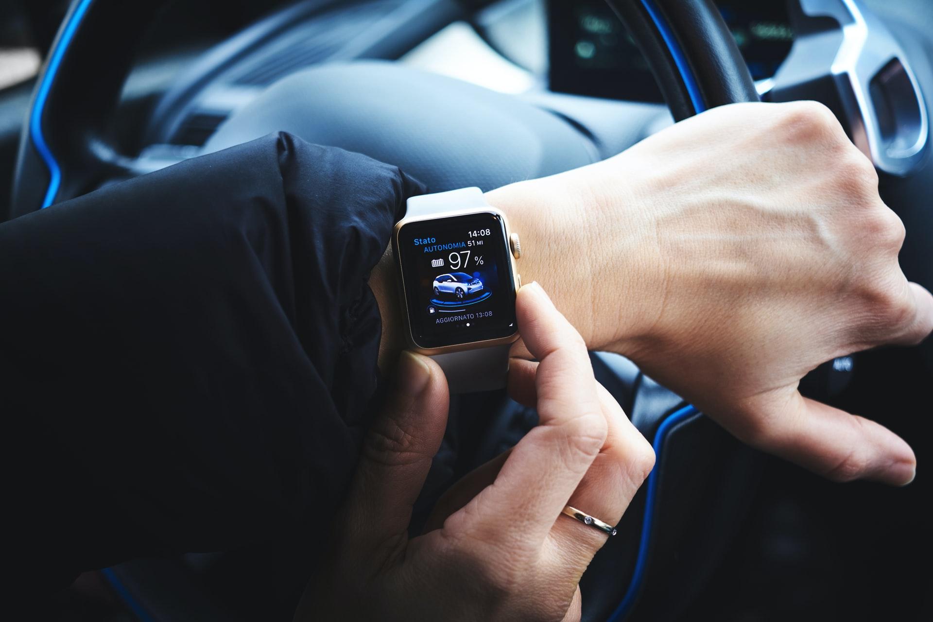 Funcionamiento Apple Watch