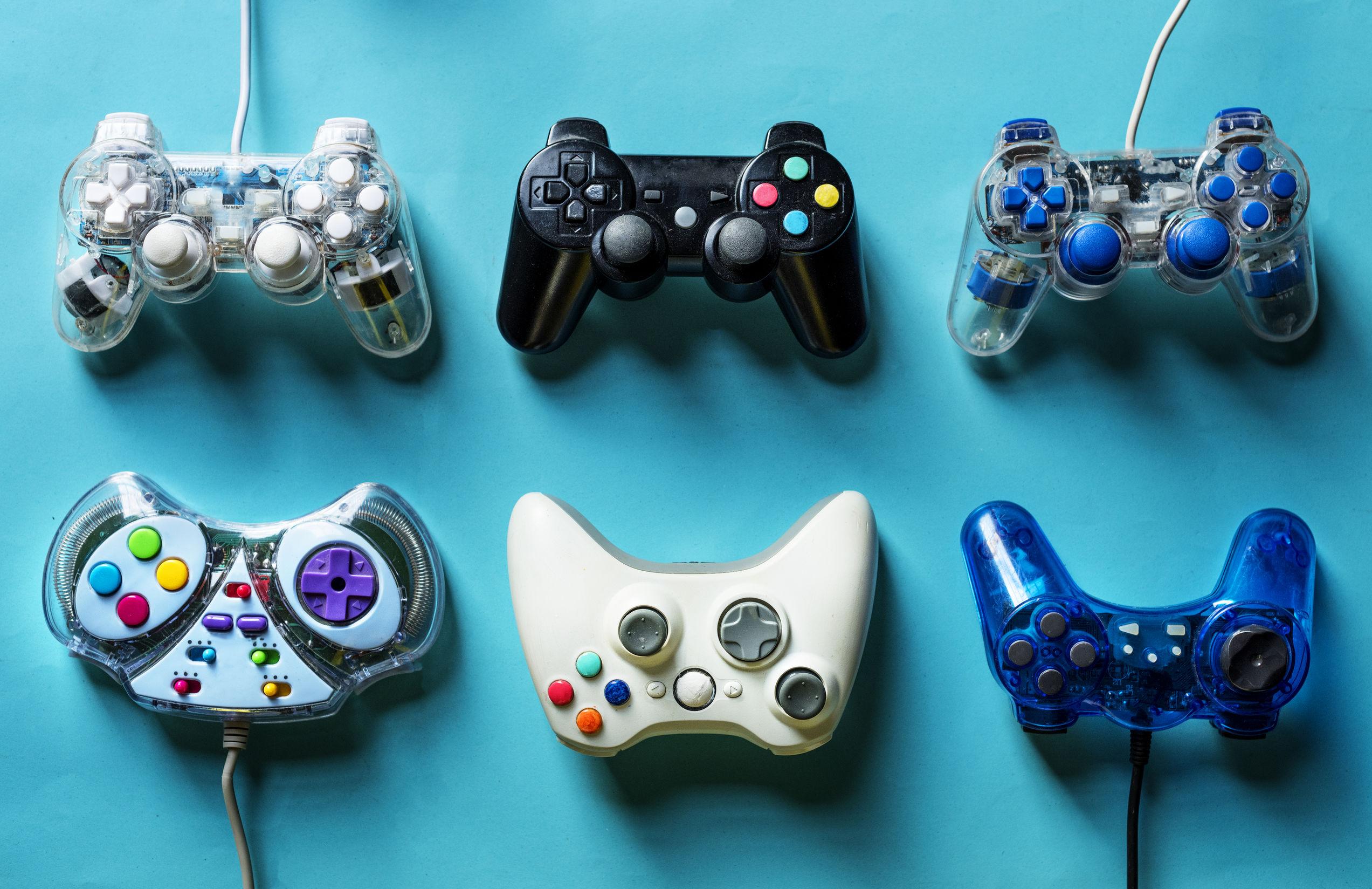 diferentes tipos de mandos