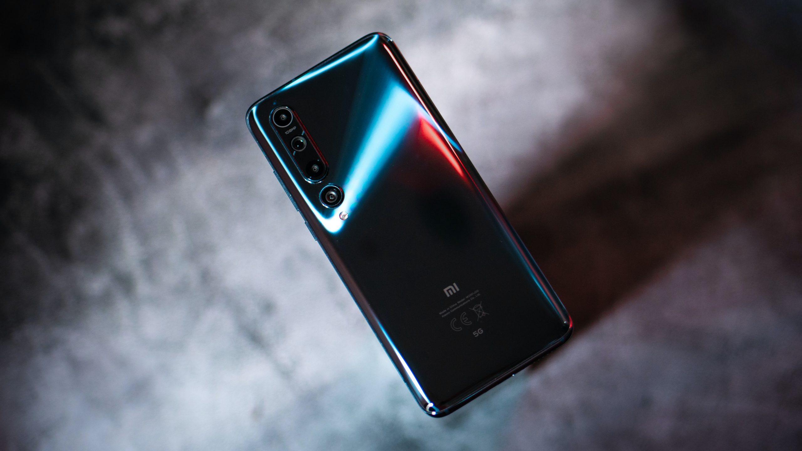 Xiaomi MI negro