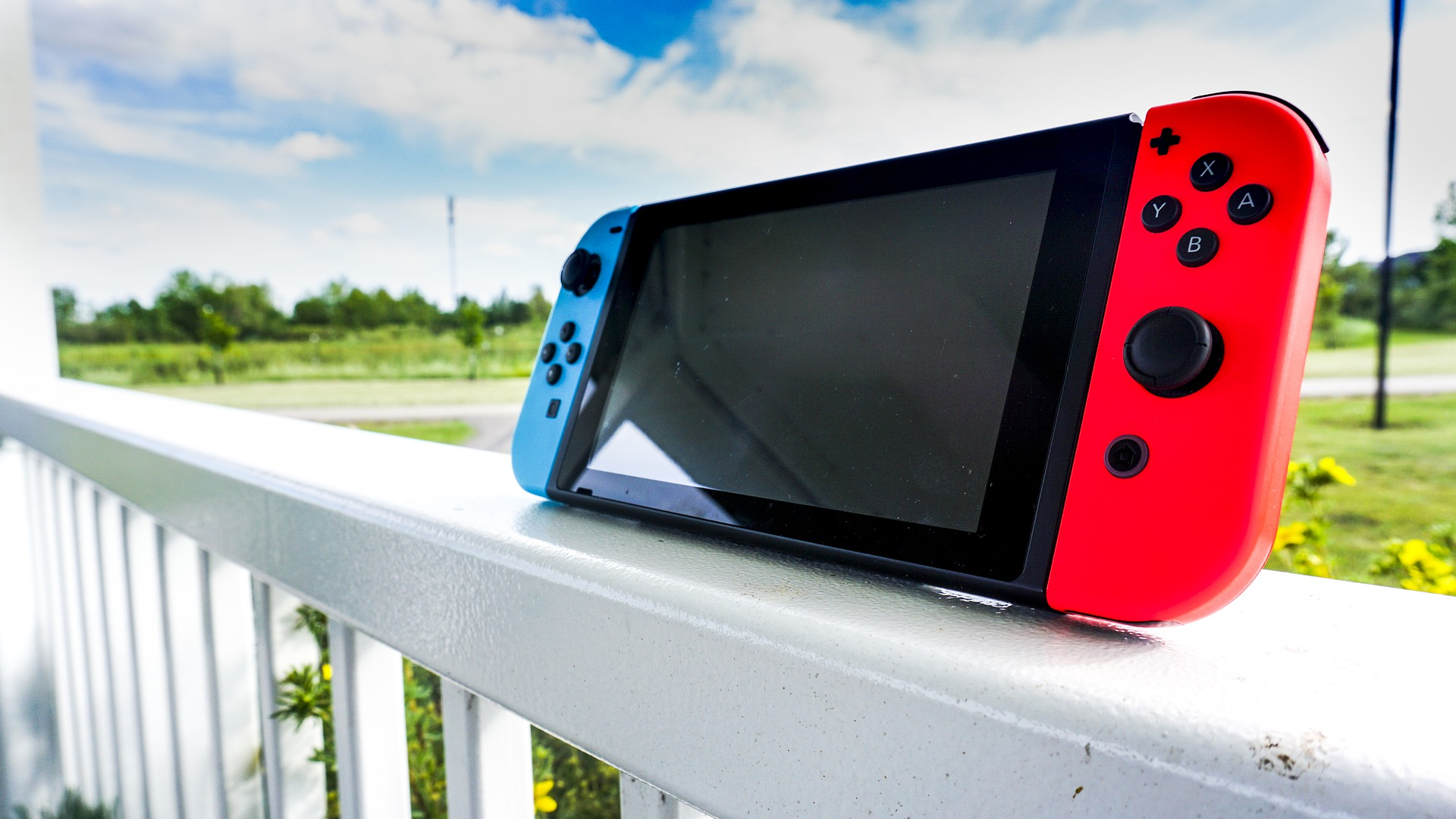 consola switch