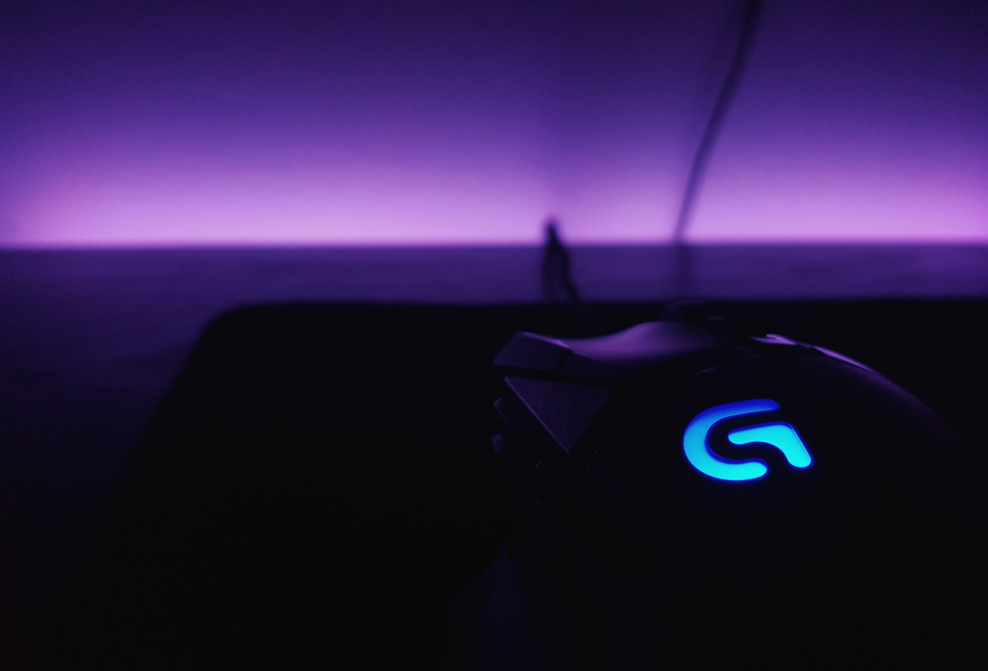 mouse con rgb para gaming