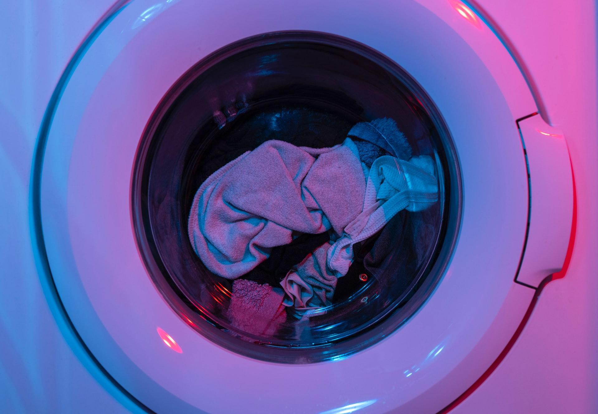 compuerta de lavadora
