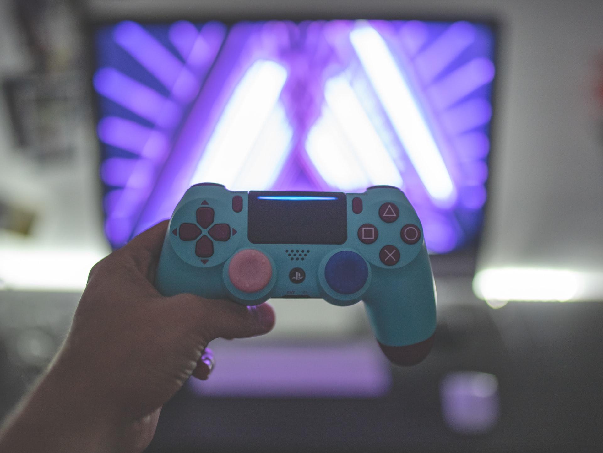 mando de playstation5