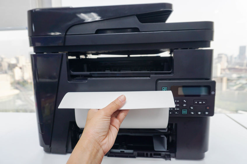 impresora de laser