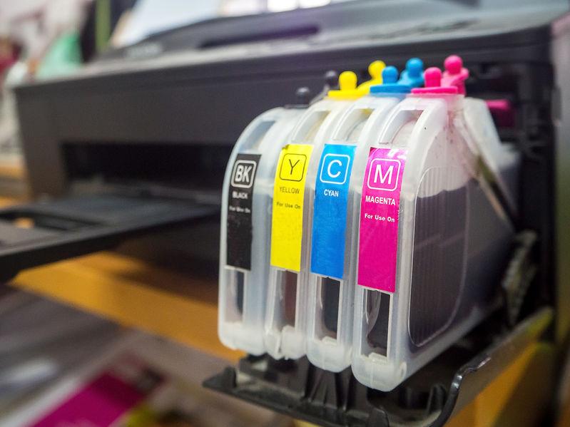 cartuchs de tinta