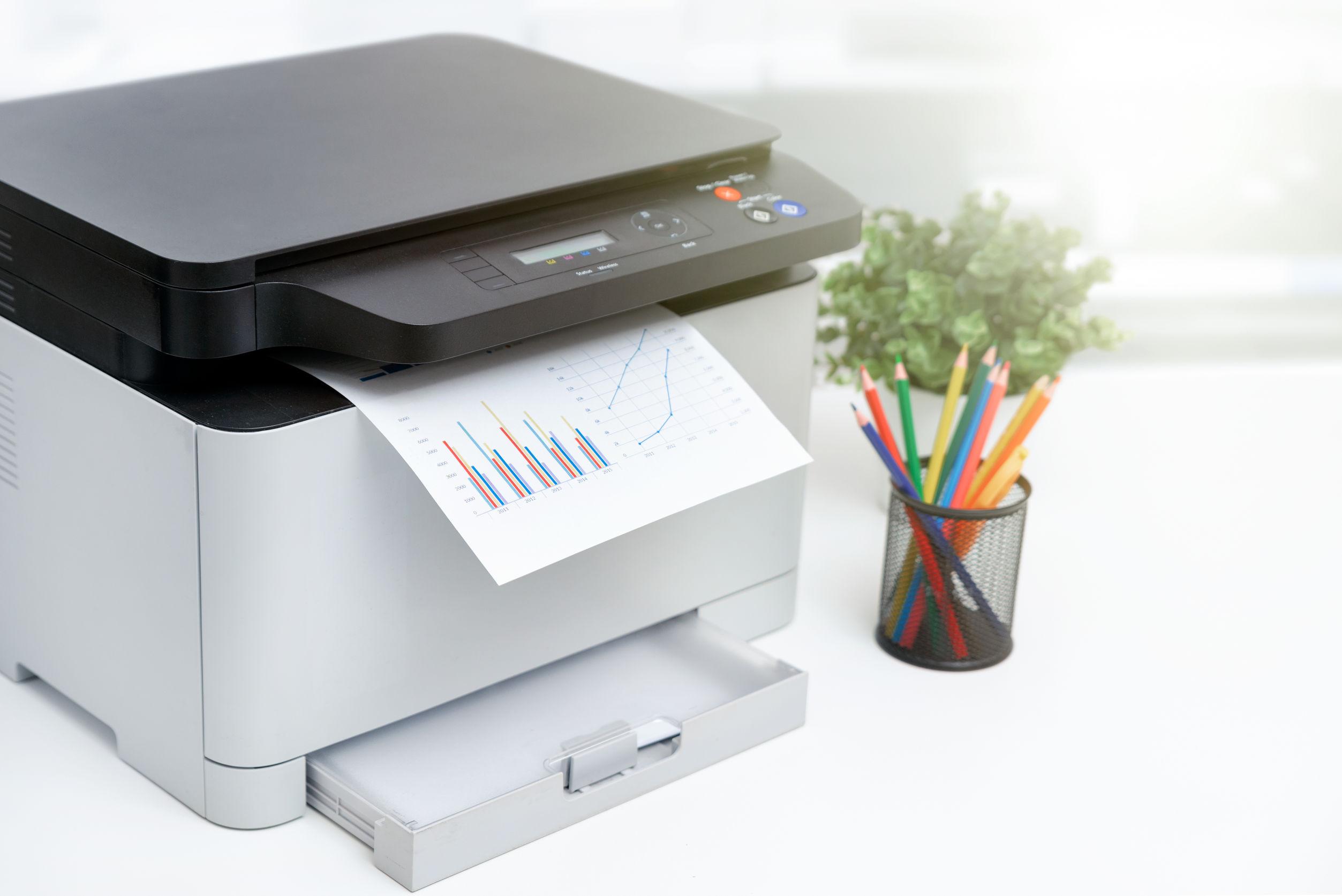 impresora multifución