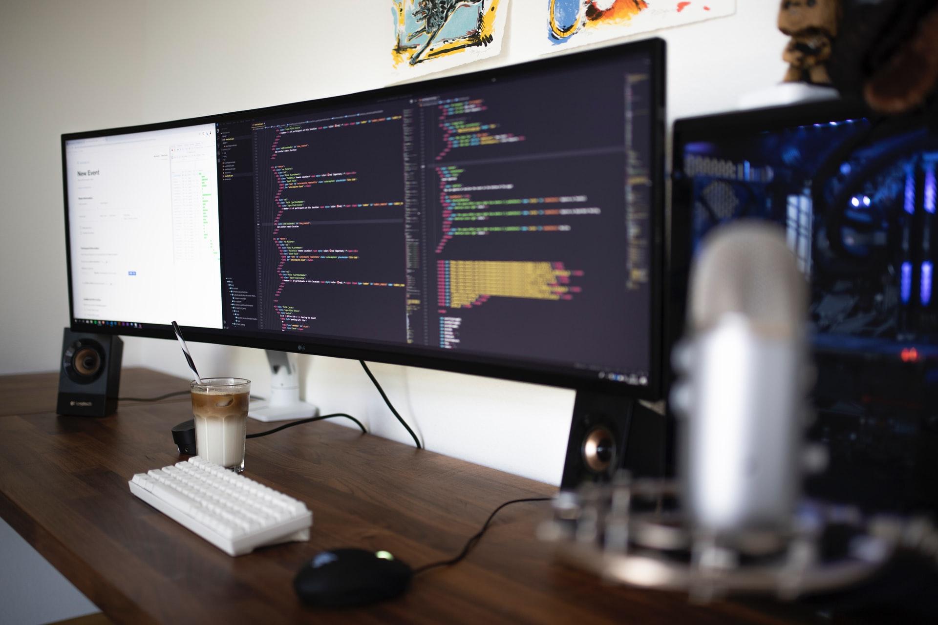 monitores de programacion
