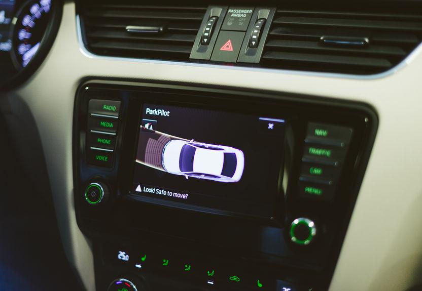 sensor de auto