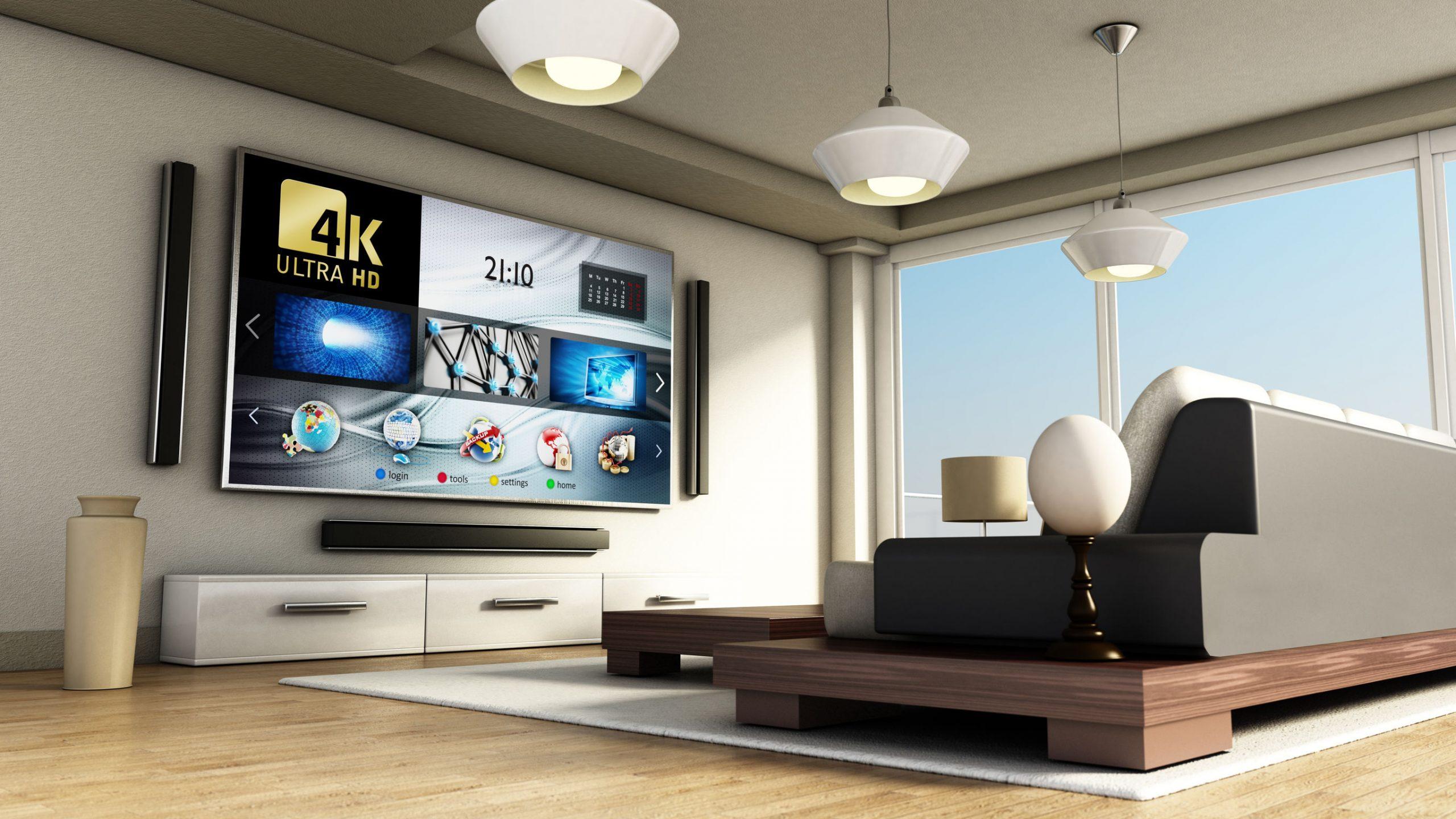 Sala -Smart TV