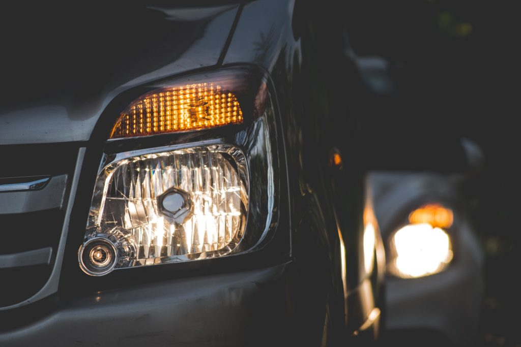 Luz de emergencia para auto