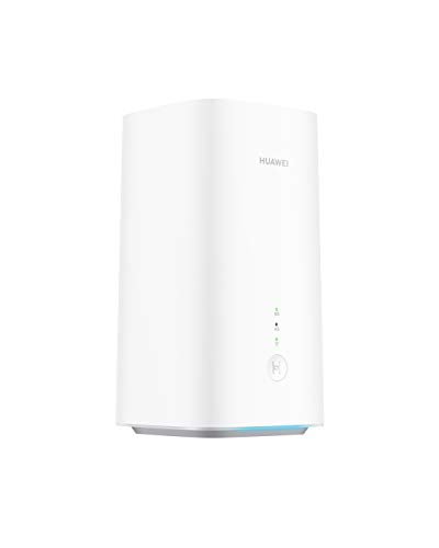 HUAWEI Router 5G CPE Pro 2 (H122-373) Router inalámbrico Gigabit Ethernet Blanco Router 5G CPE Pro 2 (H122-373), Wi-Fi 6 (802.11ax), Ethernet, Blanco, Enrutador portátil