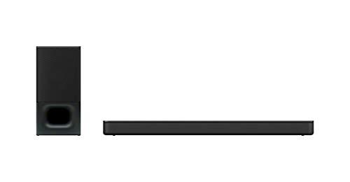 Sony HT-S350 - Barra de sonido 2.1 (Bluetooth, subwoofer inalámbrico, 320W, S-Force Pro Surround) negro